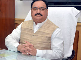 jp nadda to launch 15 medical outlets of amrit deendayal in assam, up & punjab