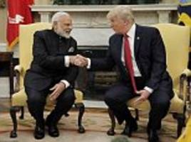 why india-us talks are 'rattling' china