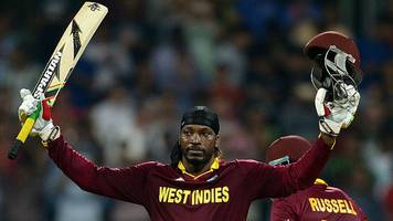 england v west indies: chris gayle and marlon samuels included in odi squad