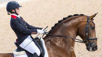 Para-dressage European Championships: Great Britain win four medals