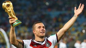 Ex-Germany striker Podolski considers legal action over photo error