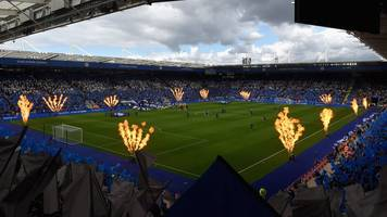 leicester fans' homophobic chants 'disgusting'