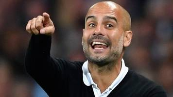 'next question' - guardiola refuses to comment on walker red card