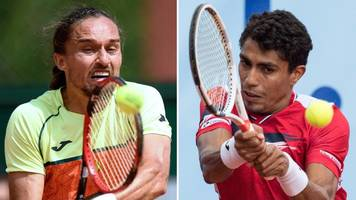 ATP Tour match assessed over betting patterns