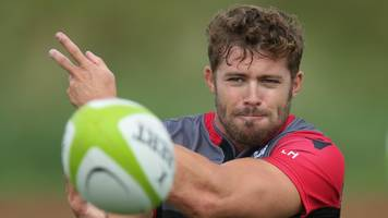 Leigh Halfpenny: Scarlets 'lucky' to sign Wales full-back says Stephen Jones