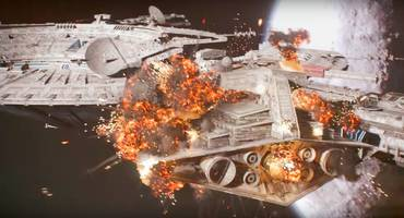 'Star Wars Battlefront II' space skirmishes put Yoda in the cockpit