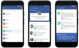 Facebook is making its Safety Check easier to find