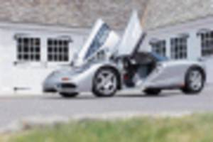 first us street-legal mclaren f1 sells for whopping $15.6m