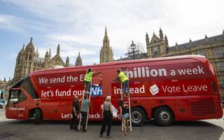 one in four brexit voters think they were misled by leave campaign