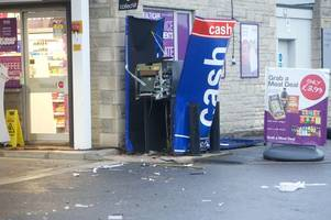Man arrested following reports of Yate cash machine blown up at petrol station