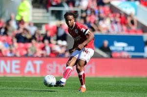everton, leicester city and middlesbrough credited with interest in bristol city's bobby reid