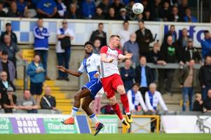Marcus Stewart: West Brom win shows Bristol Rovers can beat Fullham