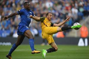 leicester city running out of centre-backs ahead of sheffield united clash
