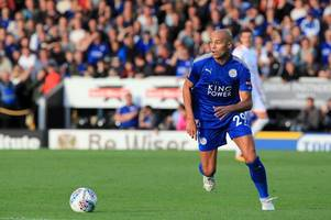 Yohan Benalouane's Leicester City future looks in serious doubt