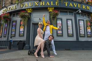 Princess Diana wore drag and went to a gay pub with Freddie Mercury and Kenny Everett - notorious incident is now a musical that is coming to Nottingham
