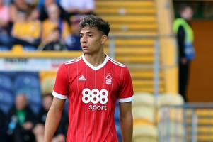 could nottingham forest's tyler walker be tempted by a move to notts county? latest 'banks of the trent' podcast