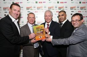 volunteers need to be celebrated say community award sponsors de vere east midlands conference centre