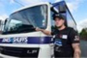 Bradeley personal trainer pulls 11-tonne truck two years after...