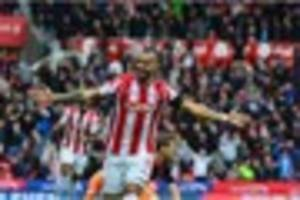 stoke city extra time on the contrasting test awaiting jese and...