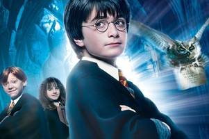 Watch Harry Potter under the stars in the Forest of Dean