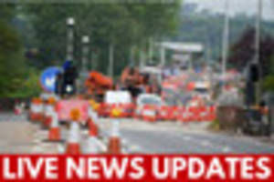 LIVE: Latest news, traffic and weather updates for Monday August...