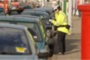 work set to begin on first phase of cornwall council parking...