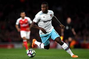 Who is likely to play for West Ham United at Cheltenham Town?