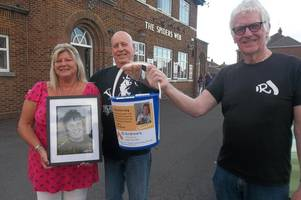 rocking on in memory of grimsby 'rock god' karl brumby