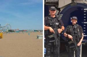 Security expert warns Skegness could be a terror target as fears grow about provincial towns
