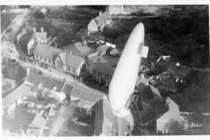 Exhibition to recall the day when 1916 airship plummeted into Lincolnshire village