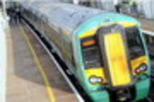 here's what is causing disruption to southern rail trains this...