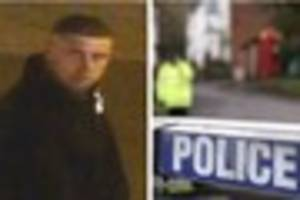 ​Police want to speak to this man in connection with sex attack...