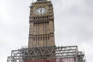 Can I still hear Big Ben's bongs on New Years?