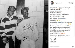 rick ross gets mobb deep, pays his prodigy respects