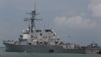 navy chief orders fleet investigation of after collision