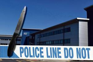 Ayrshire College knife man ordered to carry out unpaid work