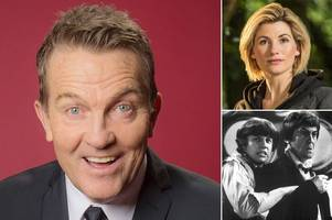 bradley walsh revealed as doctor who companion to first female time lord jodie whittaker