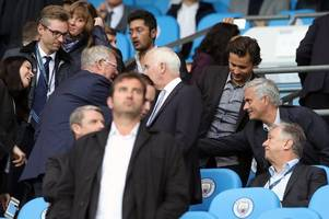 Celtic chief Peter Lawwell spotted at Man City game and Hoops fans believe it means only one thing