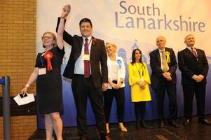 general election candidates spend over £20,000 in battle for rutherglen and hamilton west seat