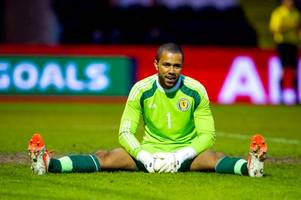 scotland to hand millwall goalkeeper jordan archer first call-up for lithuania and malta games
