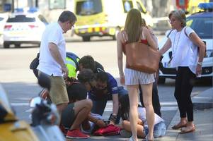Death toll of Barcelona terrorist attacks rises to 15 as man is found stabbed in his car