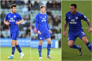 the very different cardiff city xi you can expect to see against burton albion as fringe players get big chances