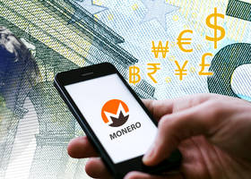 monero price increases by 50% due to bithumb announcement and future technology improvements