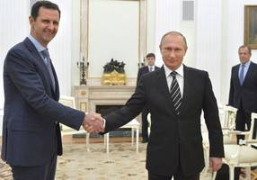 Russia's take on Syria: Israel should want a strong Assad