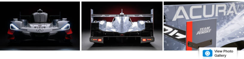 acura lifts the curtain on a new prototype racer