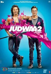 100 pairs of real judwaa's launched the trailer of judwaa 2