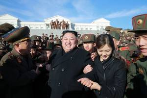 North Koreans Losing Faith in Their 'Holy' Leader