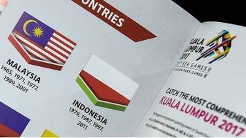 Malaysia sites hacked after blunder over Indonesian flag
