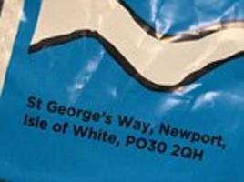 Asda mocked for printing 10,000 'Isle of White' bags