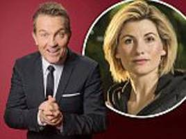 bradley walsh set to become doctor who companion